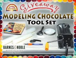 Cake Decorating Books Barnes And Noble by Modeling Chocolate Equipment Giveaway