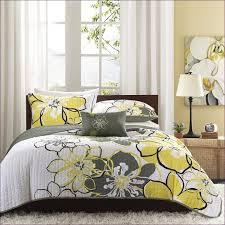 Bedroom Magnificent Yellow King Bedding Lightweight Summer