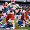 Chiefs hold on to beat Chargers in NFL's return to Mexico City