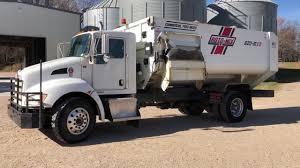100 Feed Truck 2014 Kenworth RotoMix 62016XD YouTube