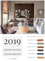 2019 Paint Color Forecast From Sherwin Williams Garage House