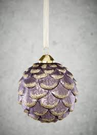 Pine Cone Christmas Tree Decorations by Pine Cone Christmas Tree Decoration 7cm X 7cm U2013 Matalan