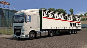 IMPROVED TRUCK PHYSICS V2.2 MOD - ETS2 Mod J Heebink Truck And Trailer Tandem Pack V11 Ets 2 Mods Wylie Growl Marketplace Ads Ford L Series Wikipedia Ets2 Tandem Truck Jobs Without Trailer Youtube Proper Tandems Trucksim 7 Axle Enclosed Trailers Sport Devil Bdf 128 V70 127x Mod For Know How To Slide Your Tandems Ekeri Trailers Addon By Kast V11 131x Trailer Mod Euro Chassis 6x2 Trucks Scs Software