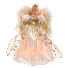Angel Tree Topper Multiple Colors