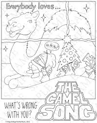 Slugs Bugs Christmas Coloring Pages