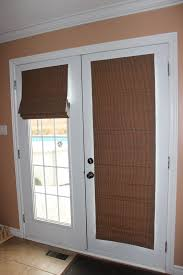 Patio Door Curtains And Blinds Ideas by Remedeling Blinds For French Doors How To Install Blinds On