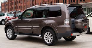 Mitsubishi Pajero History of Model Gallery and List of