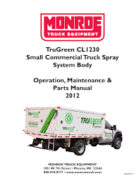 TruGreen CL1230 Small Commercial Truck Spray System Body | Manualzz.com Hudson River Truck And Trailer Plowsite 6 Door Neal Johnson Ltd Hd Snow Ice Cliffside Body Bodies Equipment Fairview Nj Monroe Top Car Reviews 2019 20 Ford Dump Trucks Salt Lake City Ut The Dexter Company Certified Red 2014 Chevrolet Silverado 2500hd Stk 18c542a Ewald 2006 Kodiak C4500 Pickup By Pick Gallery New 3500hd Work 2d Standard Cab Near General Motors Cinch Jeans And Teamed Up