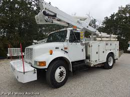 2000 International 4700 Bucket Truck | Item DB1495 | SOLD! O... Big Rig Truck Market Commercial Trucks Equipment For Sale 2005 Used Ford F450 Drw 31 Foot Altec Bucket Platform At37g Combo Australia 2014 Freightliner Altec Boom Crane For Auction Intertional Recditioned Bucket Truc Flickr Bucket Truck With A Big Rumbling Diesel Engine Youtube Wiring Diagram Parts Wwwjzgreentowncom Ac38127s X68161 Unveils Tough New Tracked Lift And Access Am At 2010 F550 Ta37g C284 Monster 2008 Gmc C7500 81 Gas 60 Boom Chip Dump Box Forestry