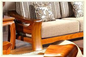 Wooden Sofa Sets For Living Room Teak Wood Set Designs Pictures Org