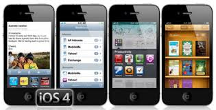 The Latest iPhone 4 Software
