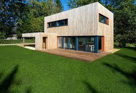 ncube création de maison ossature bois