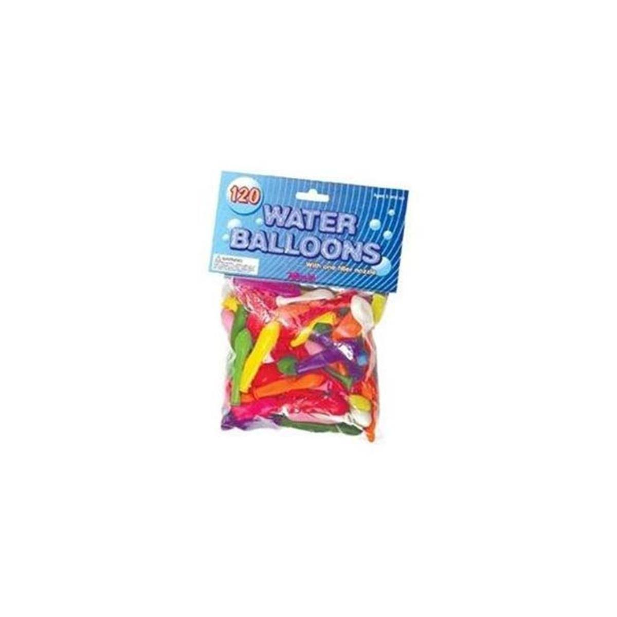 Toysmith Water Balloons - 120 Pieces