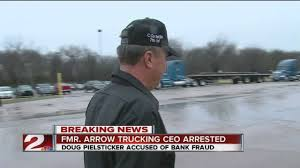 Former CEO Of Arrow Trucking Arrested - YouTube Used Daycabs For Sale In Il 2013 Peterbilt 386 406344 Miles 225872 Easy Fancing 422550 Mack Cventional Trucks In Illinois For Sale Used On Pickup Sales Truck Near Me Arrow Donates Volvo Vnl 670 To Women In Trucking Giveaway Freightliner Trucks Intertional Tandem Axle Sleepers N Trailer Magazine Mack All Equipment