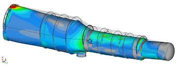 ASME Section VIII Division 2 Pressure Vessel Transportation