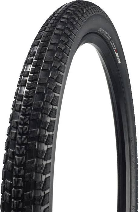 Specialized Rhythm Clincher Tire - Lite 20 Zoll, Black
