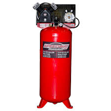 speedway 60 gal single stage compressor cast iron belt drive with