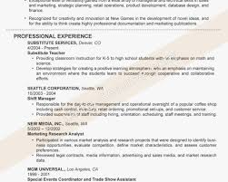 Good Resume Titles Complete Title Examples Pertaining Professional Table With Medium Image