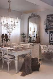 35 Beautiful Shabby Chic Dining Room Decoration Ideas Pinterest