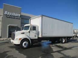 PETERBILT Box Van Trucks For Sale - Truck 'N Trailer Magazine
