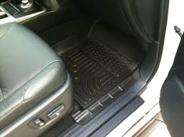 Husky Weatherbeater Floor Mats Vs Weathertech by 2011 Floor Liners New Discussion Husky Vs Weathertech Page 12