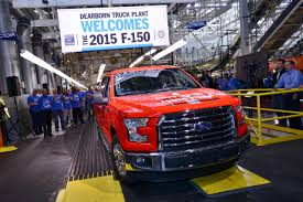 Ford-UAW To Add 650 Michigan Jobs In Support Of F-150 Production ... Flat Rock Assembly Plant Wikipedia Ford Truck Plantford Dearborn Mi Leds Inside Fords Youtube A Look Inside Fleet Owner 2015 F150 Production Begins At The Video How New Alinum Gets Built To Hire 850 Build New The Blade Tour Fotos E Imgenes De Offers Sales Referrals Incentive Program Roof Fire Causes Ford Dearborn Truck Plant Evacuate Thursday Starts Rolling Out Of Autoweek 2012 Lariat 4x4 Ecoboost Buildup And Arrival Motor Trend