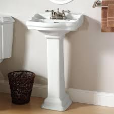pedestal sink high end jacuzzi era semi ebay sinks for small