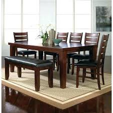 Dining Table Set With Bench Corner Seat Room Plans