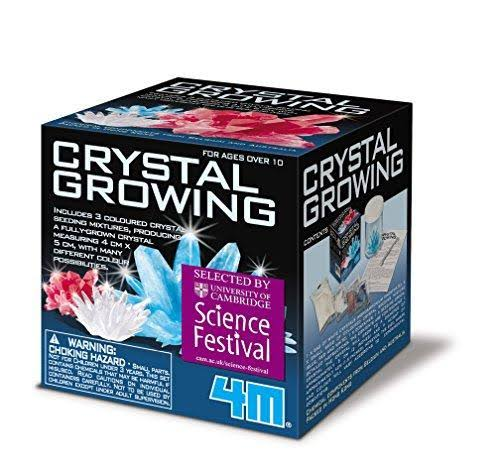 Toysmith 4M Science Series Crystal Growing Kit