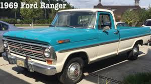 My 1969 Ford Ranger F100 - YouTube