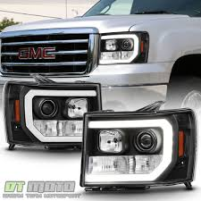 2011 GMC Sierra Headlights | EBay 2016 Sierra 1500 Offers New Look Advanced Eeering 2011 Used Gmc 2500hd Slt Z71 At Country Diesels Serving 2009 Hybrid Instrumented Test Car And Driver Review 700 Miles In A Denali 2500 Hd 4x4 The Truth About Cars Summit White Crew Cab Exterior 3500hd 2 Photos Informations Articles Trucks Gain Capability Truck Talk Bestcarmagcom An 1100hp Lml Duramax 3500hd Built Tribute To Son Heavy Duty Fullsize Pickup Image 4wd 1537 Grille