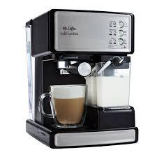 Mr Coffee ECMP1000 Cafe Barista Premium Espresso Cappuccino System Silver