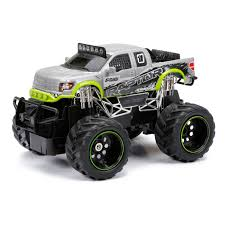 100 New Bright Rc Truck 124 Scale RC FF Ford Raptor Silver
