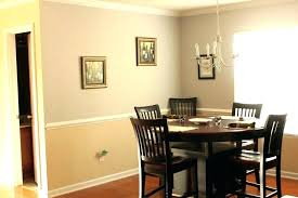Room Paint Colors Dark Furniture Small Dining