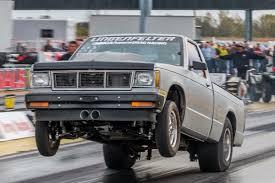 100 S10 Drag Truck Sportsman Spotlight Chris Bishir And His