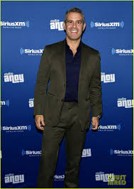 Sirius Xm Halloween Channel by John Mayer Helps Andy Cohen Celebrate At U0027radio Andy U0027 Siriusxm