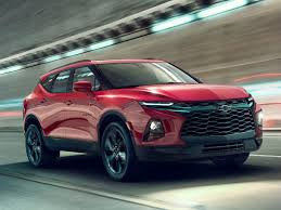 100 Kelley Blue Book Trucks Chevy 2019 Chevrolet Blazer Revealed
