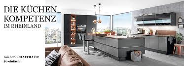traumhafte küchen planen schaffrath ihr möbelhaus