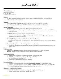 Sample Resume For Rn Position With Format Nursing Job Free Download Nurseplates
