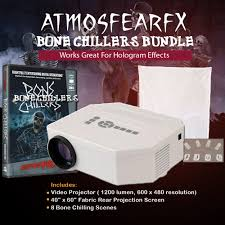 Buy Halloween Hologram Projector by Christmasoutdoordecorating Com U003e Halloween Projector Bundles