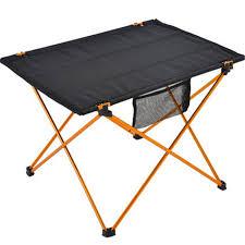 table pliante bureau portable en plein air table pliante bureau en alliage d aluminium