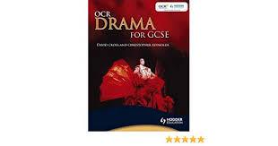 OCR Drama For GCSE Amazoncouk David Cross Christopher Reynolds Books