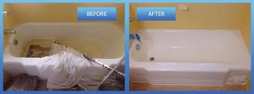 Bathtub Refinishing Miami Beach by Before U0026 After Gallery Miami Bathtubs