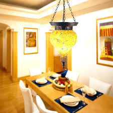 Luxury Stained Glass Dining Room Light Fixtures And Inspirational Or
