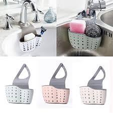 nicedier tech spüle zum aufhängen tasche küche drainer organizer bad ablage seifenhalter racks