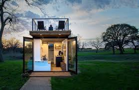 100 Container Hous 20 Anchor Tiny Home By CargoHome In Texas