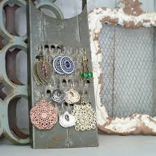 Homemade Beautiful Necklace Display Diy Jewelry Ideas Rock Your Craft Booth