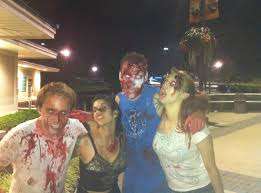 Dorney Park Halloween Haunt Attractions by Dorney Park Nyc Zombie Crawl
