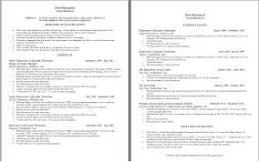 Resume Examples United States Packed With Electronic Technician Electronics Samples