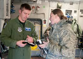 Air mobility liaison officers translate between Air Force pilots